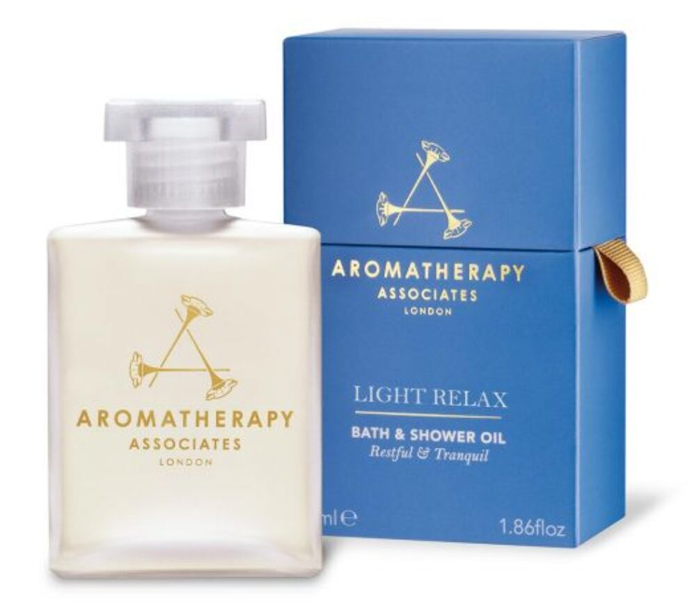 AROMATHERAPY LIGHT RELAX BATH AND SHOWER OIL