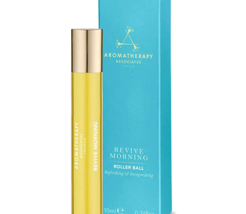 AROMATHERAPY REVIVE MORNING ROLLER BALL