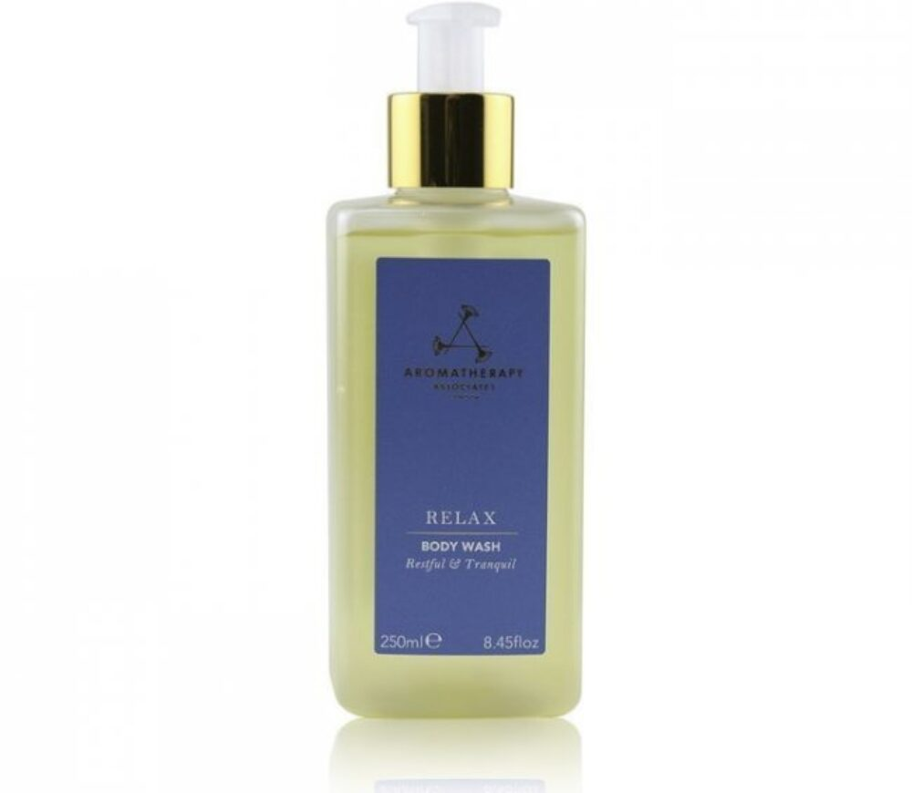 AROMATHERAPY RELAX BODY WASH
