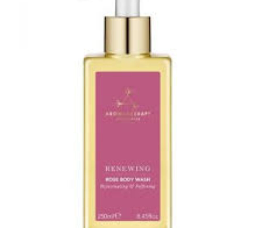AROMATHERAPY RENEWING ROSE BODY WASH