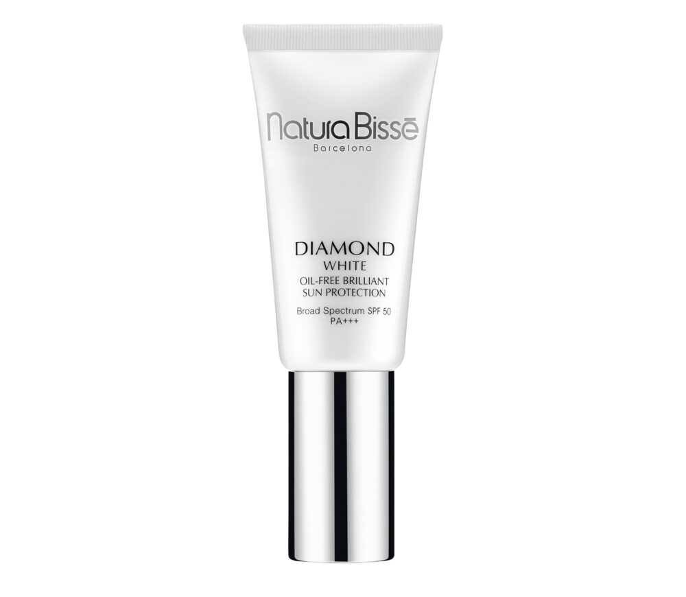 DIAMOND WHITE OIL FREE PROTECCION 50 SPF PA +++ NATURA BISSE