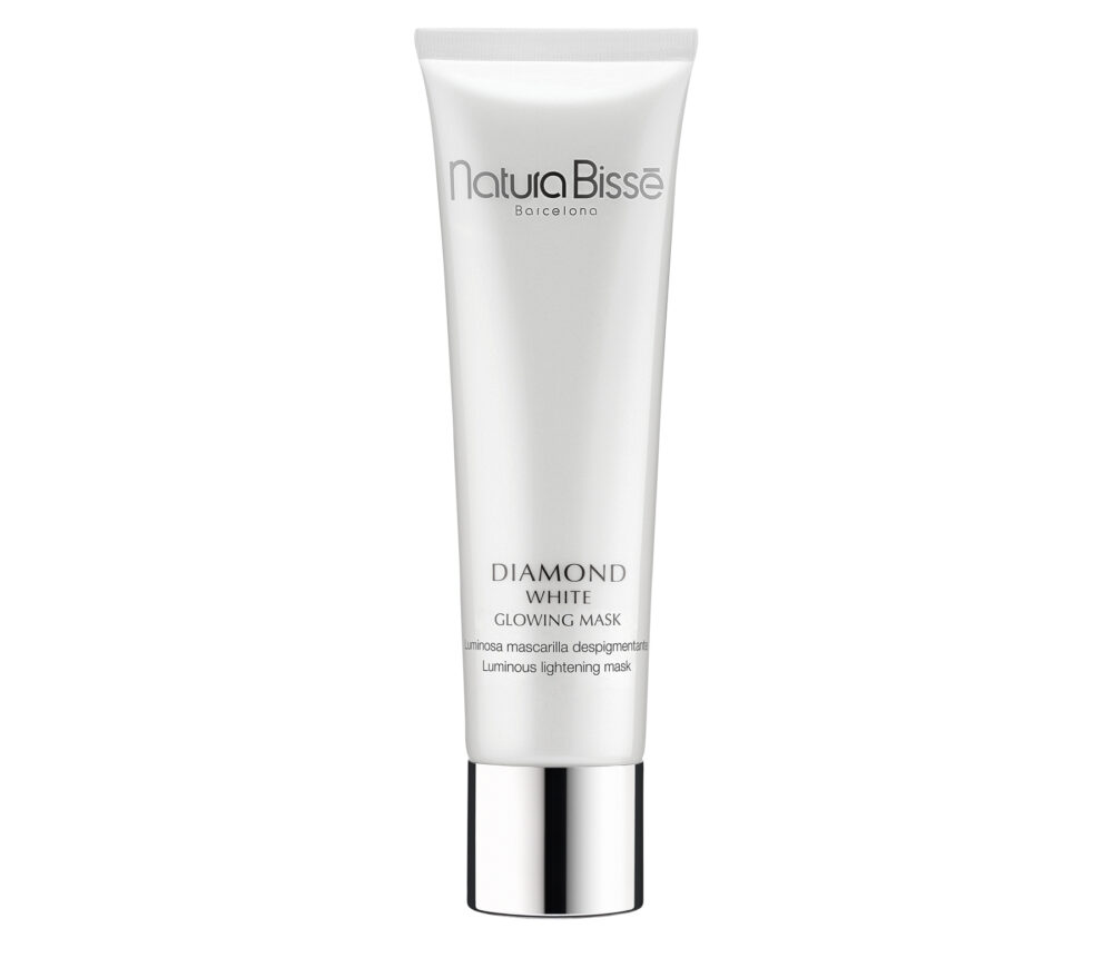 DIAMOND WHITE GLOWING MASK NATURA BISSE