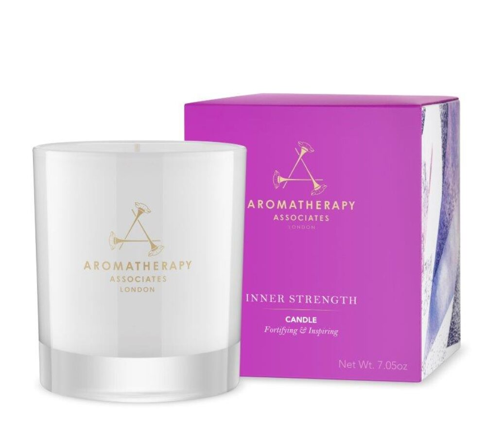 INNER  STRENGTH CANDLE AROMATHERAPY