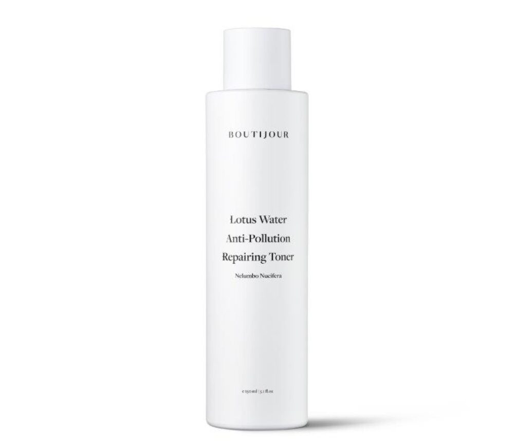 LOTUS WATER ANTI-POLLUTION REPAIRING TONER BOUTIJOUR