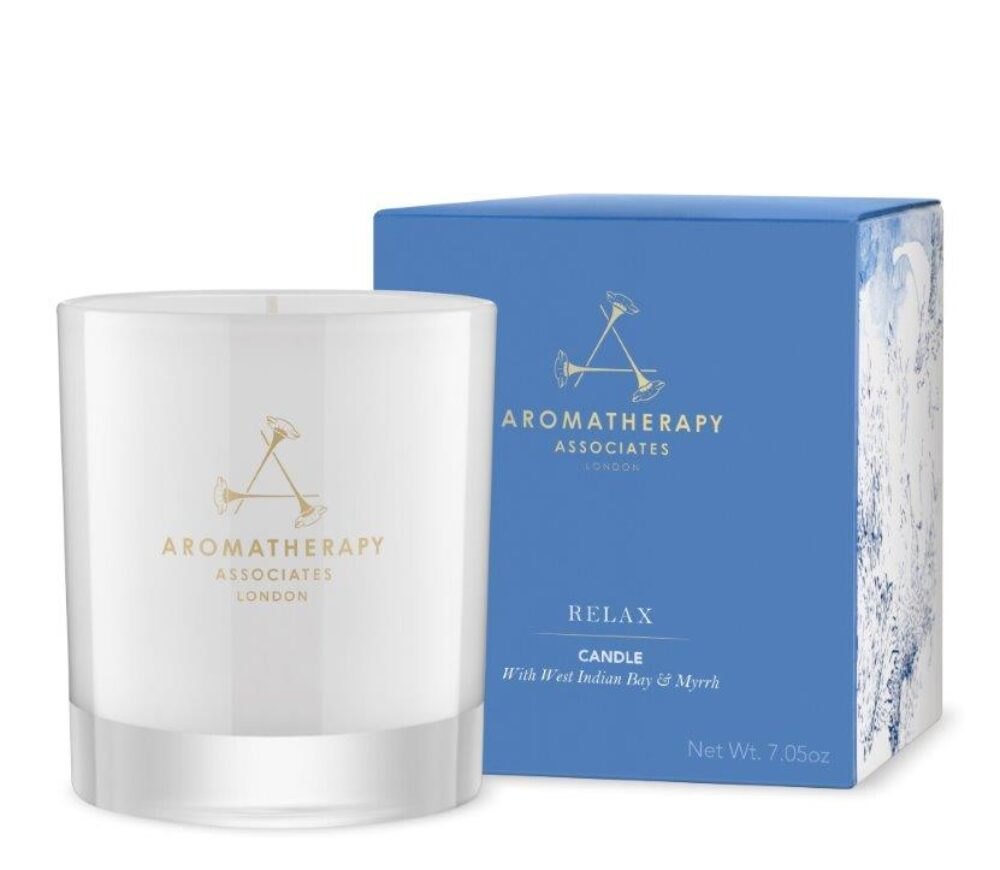 RELAX CANDLE AROMATHERAPY